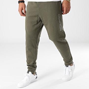Calvin Klein - Pantalon Jogging 1P606 Vert Kaki