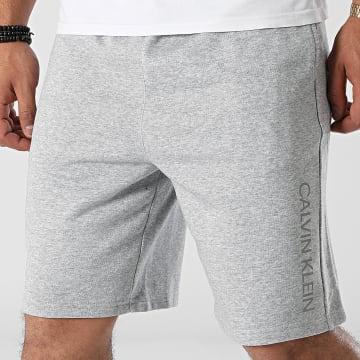 Calvin Klein - Short Jogging GMF1S804 Gris Chiné