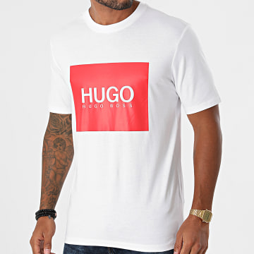 HUGO - Tee Shirt 50456378 Blanc