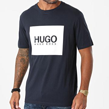 HUGO - Tee Shirt 50456378 Bleu Marine