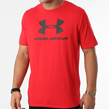 Under Armour - Tee Shirt De Sport 1329590 Rouge