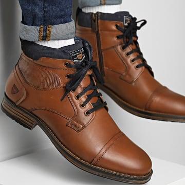 Kaporal - Boots Gustin 40437 Marron
