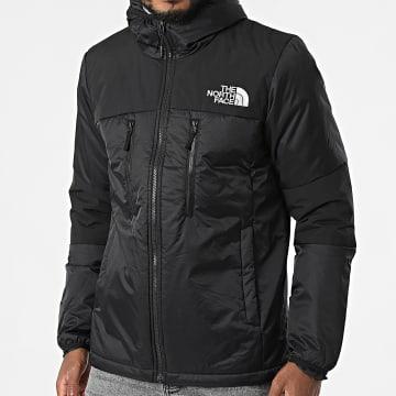 The North Face - Doudoune Capuche Himalayan Light Synthetic A3L2G Noir