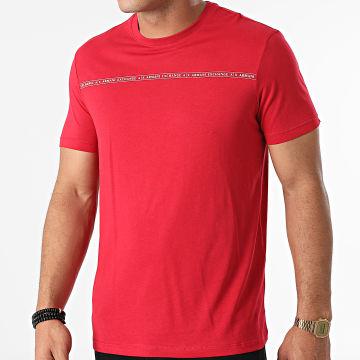 Armani Exchange - Tee Shirt 8NZT93-Z8H4Z Rouge