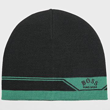 BOSS - Bonnet Albo 50456155 Noir