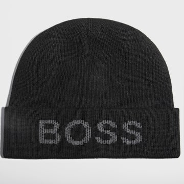 BOSS - Bonnet Nebbiolino 50455707 Noir
