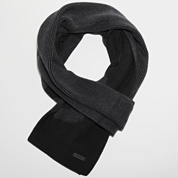 BOSS - Echarpe Nebbio 50455684 Noir