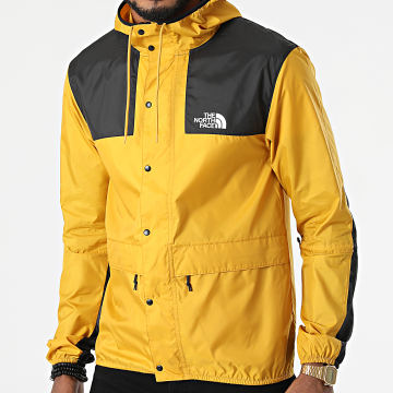 The North Face - Coupe-Vent 1985 Mountain 0CH37 Jaune Moutarde