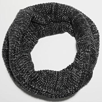 Tiffosi - Echarpe Tube Femme Gabriela Noir