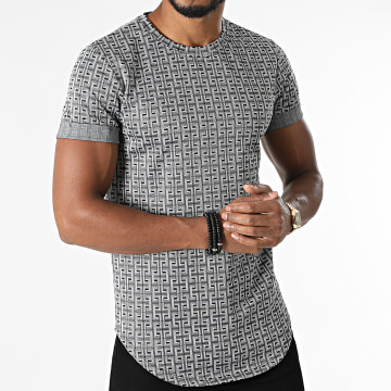 Uniplay - Tee Shirt Oversize UY680 Gris