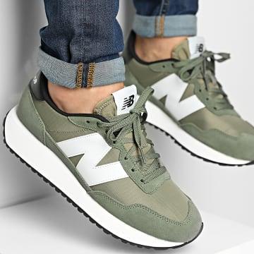 New Balance - Baskets Lifestyle 237 MS237 Army Green