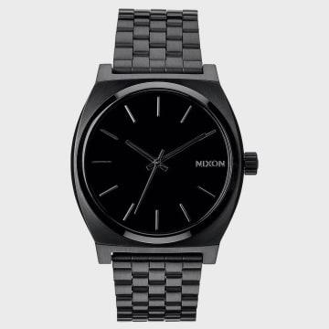 Nixon - Montre Time Teller A045-001 All Black