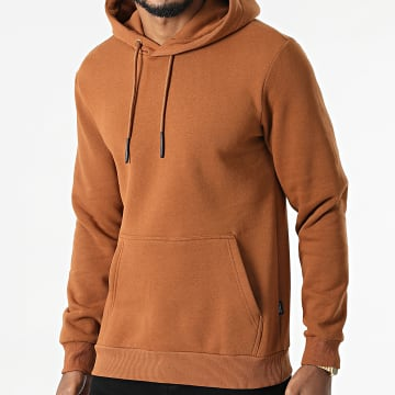 Only And Sons - Sweat Capuche Ceres Life Camel
