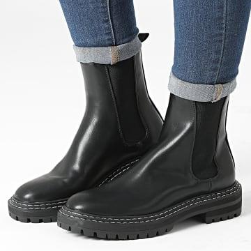 Only - Chelsea Boots Femme Beth Noir