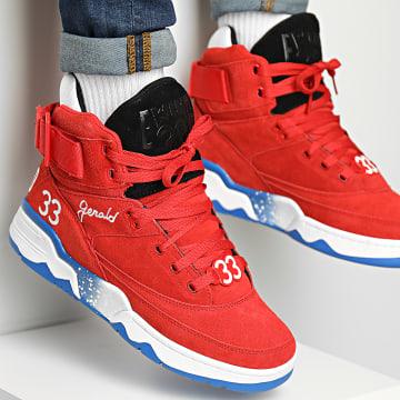 Ewing Athletics - Baskets 33 Hi x Gerald 1BM01306 Red White Royal