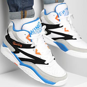 Ewing Athletics - Baskets Sport Lite 1BM00256 White Royal Orange
