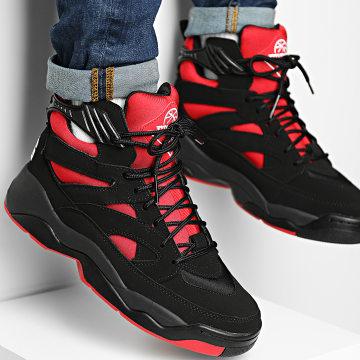 Ewing Athletics - Baskets Image 1BM00760 Black Red