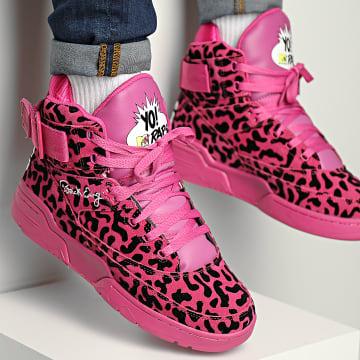 Ewing Athletics - Baskets 33 Hi x Yo MTV Raps 1BM01302 Pink Leopard