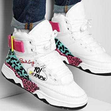 Ewing Athletics - Baskets 33 Hi x Yo MTV Raps 1BM01301 White Pink