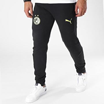 Puma - Pantalon Jogging BVB 759082 Noir