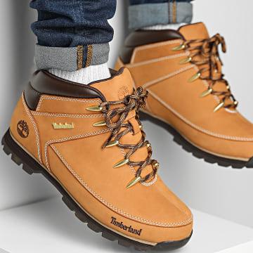 Timberland - Boots Euro Sprint Mid Hiker A122I Wheat Nubuck
