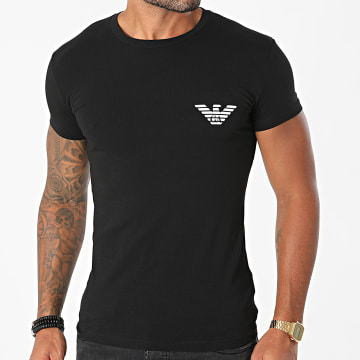 Emporio Armani - Tee Shirt 111035-1A725 Noir