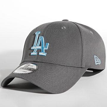 New Era - Casquette 9Forty Pop Logo Los Angeles Dodgers Gris