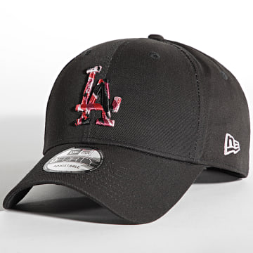 New Era - Casquette 9Forty Camo Infill Los Angeles Dodgers Noir