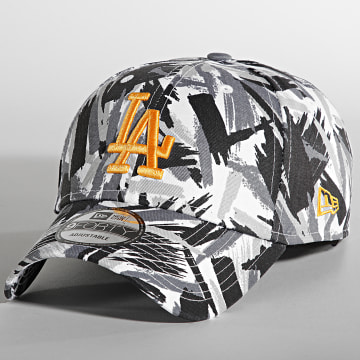 New Era - Casquette 9Forty New Camo Los Angeles Dodgers Gris