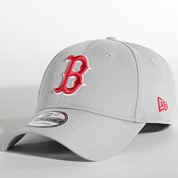 New Era - Casquette 9Forty Pop Logo Boston Red Sox Gris