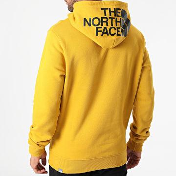 The North Face - Sweat Capuche Seasonal Drew Peak A2TUV Jaune Moutarde