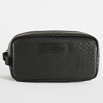 Calvin Klein - Trousse De Toilette Winter Proof 7407 Noir