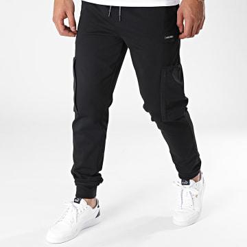 Calvin Klein - Pantalon Jogging Recycled Mix Media 7955 Noir