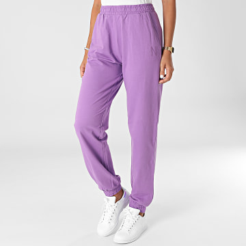 Noisy May - Pantalon Jogging Femme Nine Violet