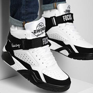 Ewing Athletics - Baskets Focus 1BM01313 White Black Black