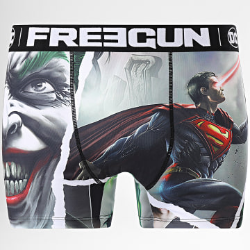 Freegun - Boxer Injustice Figure Gris