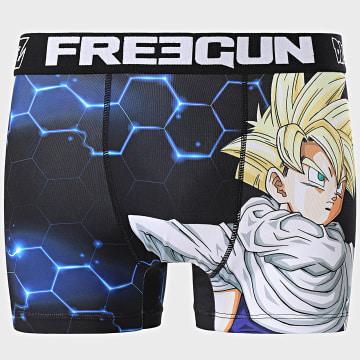 Freegun - Boxer Cap Noir