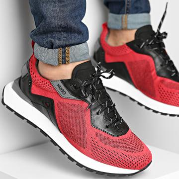 HUGO - Baskets Cubite Runner 50459155 Dark Red