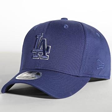 New Era - Casquette Snapback 9Fifty Team Outline Los Angeles Dodgers Bleu Roi