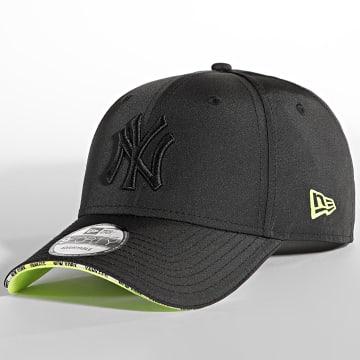 New Era - Casquette 9Forty Pipe Pop New York Yankees Noir