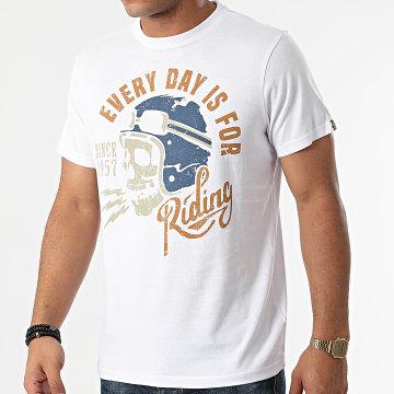 American People - Tee Shirt Taha Blanc