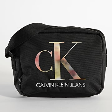 Calvin Klein - Sac A Main Femme Sport Essential Camera 8392 Noir