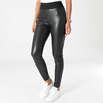 Only - Legging Femme Star Noir
