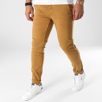 American People - Pantalon Chino Lars Camel