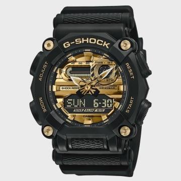 Casio - Montre G-Shock GA-900AG-1AER Noir