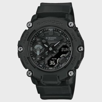 Casio - Montre G-Shock GA-2200BB-1AER Noir