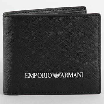 Emporio Armani - Portefeuille Y4R165 Noir