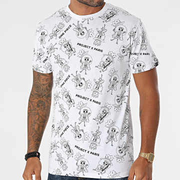 Project X Paris - Tee Shirt One Piece 2110179 Blanc
