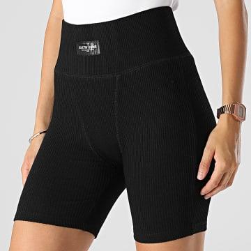 Sixth June - Short Jogging Femme W33173KST Noir