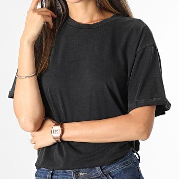 Sixth June - Tee Shirt Femme W33056VTS Noir